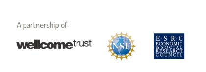 Partnership logo only three